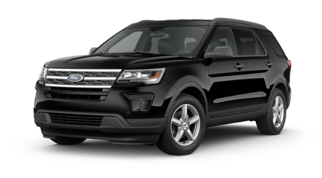 2018 Ford Explorer Base 4WD for sale in West Covina, CA